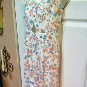 Women's Summer Dress Candies Maxi XL Floral